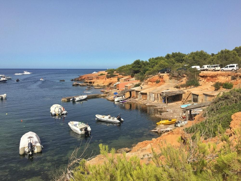 Cala Es Pou des Lleó Ibiza Strandtipps3