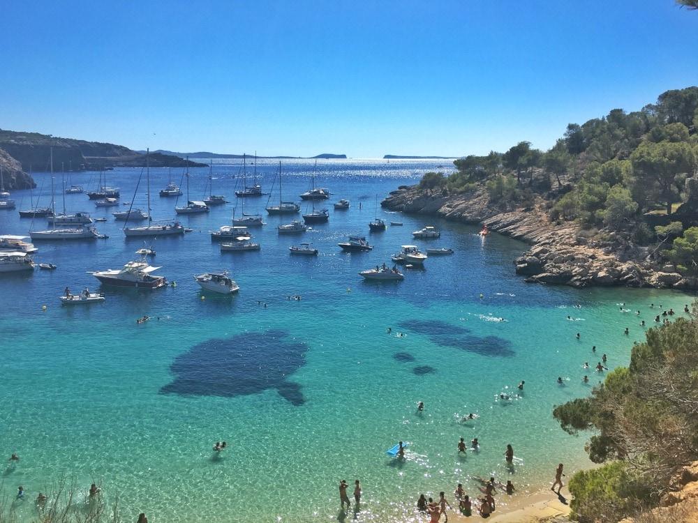 Cala Salada Ibiza Strandtipps