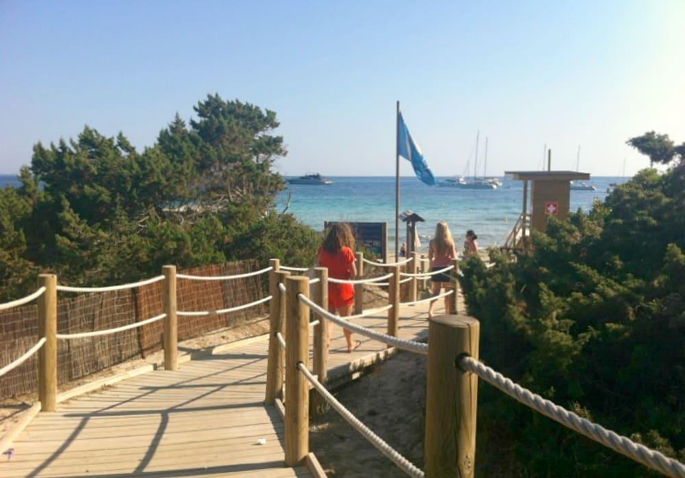 Playa ses salines Ibiza Strandtipps