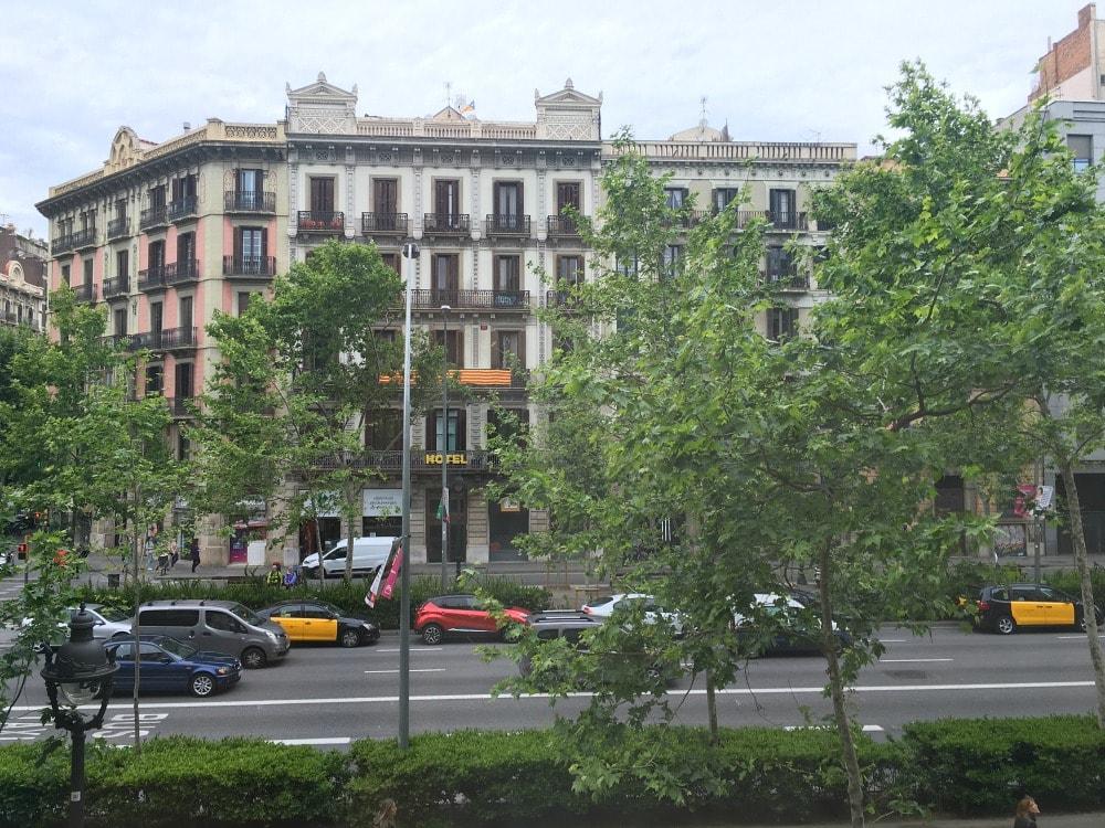Barcelona FlughafenTransport Taxi