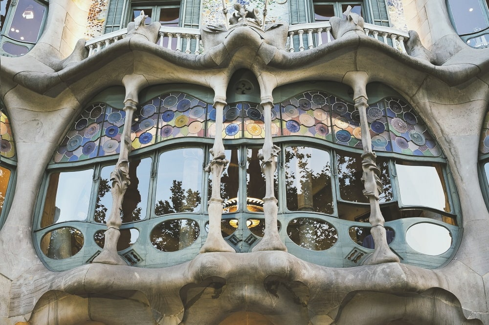 Casa-Batllo-Fassade