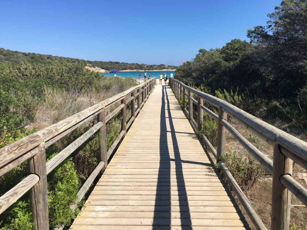 Sardinien Reisetipps - La Caprera Cala Andriani