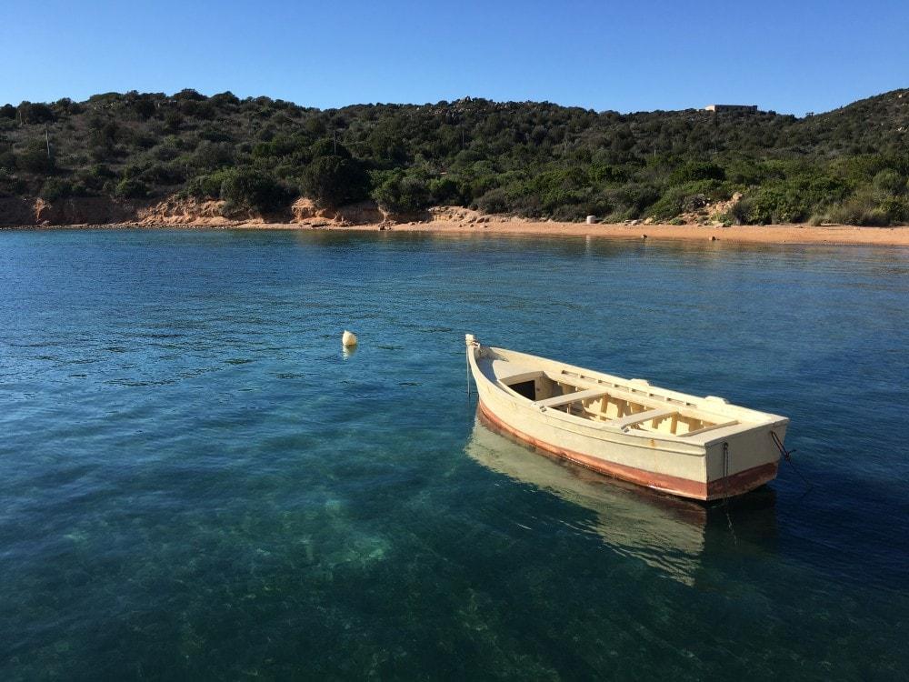 Sardinien Reisetipps - La Caprera Porto Palma