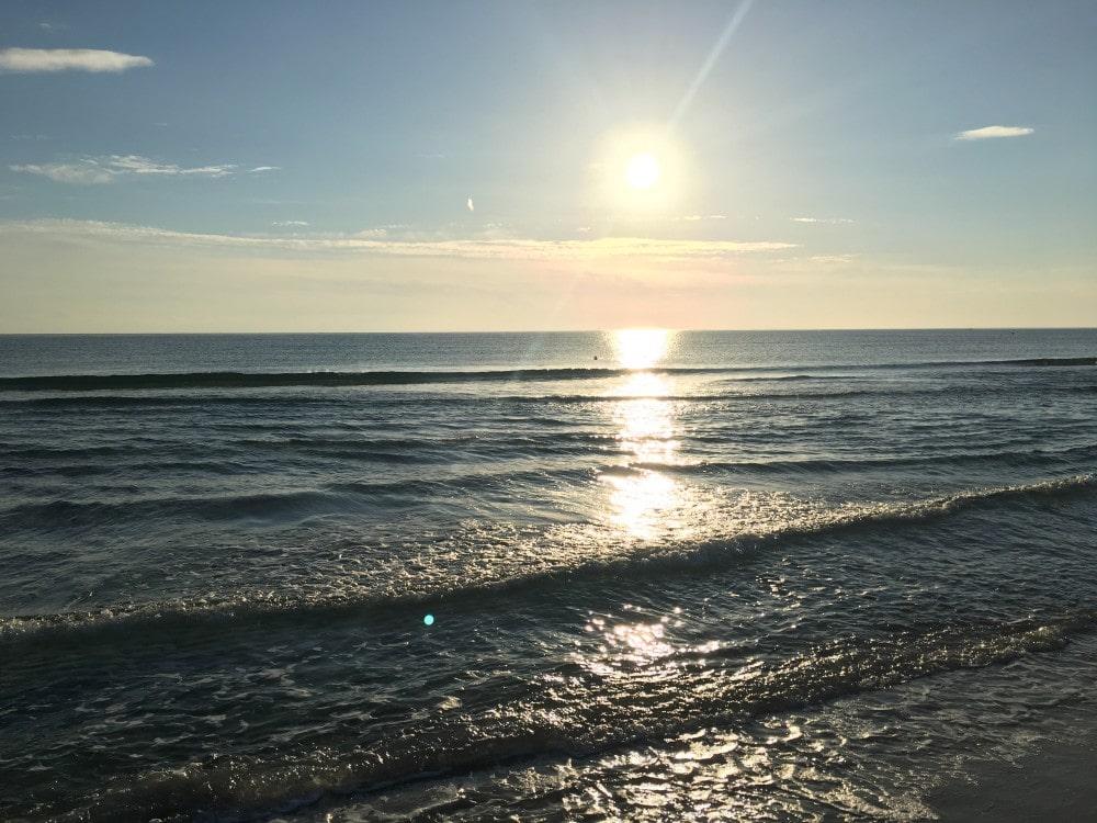 Sardinien Reisetipps - San Teodoro La Cinta Sonnenaufgang