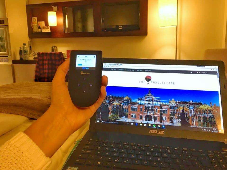 WiFi Hotspot Flink Produkttest