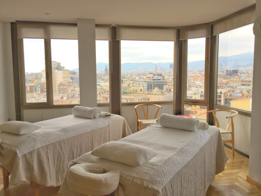 Barcelona Wellness Massage