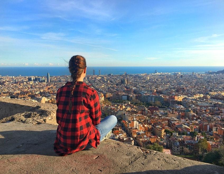 Aussichtspunkte Barcelona