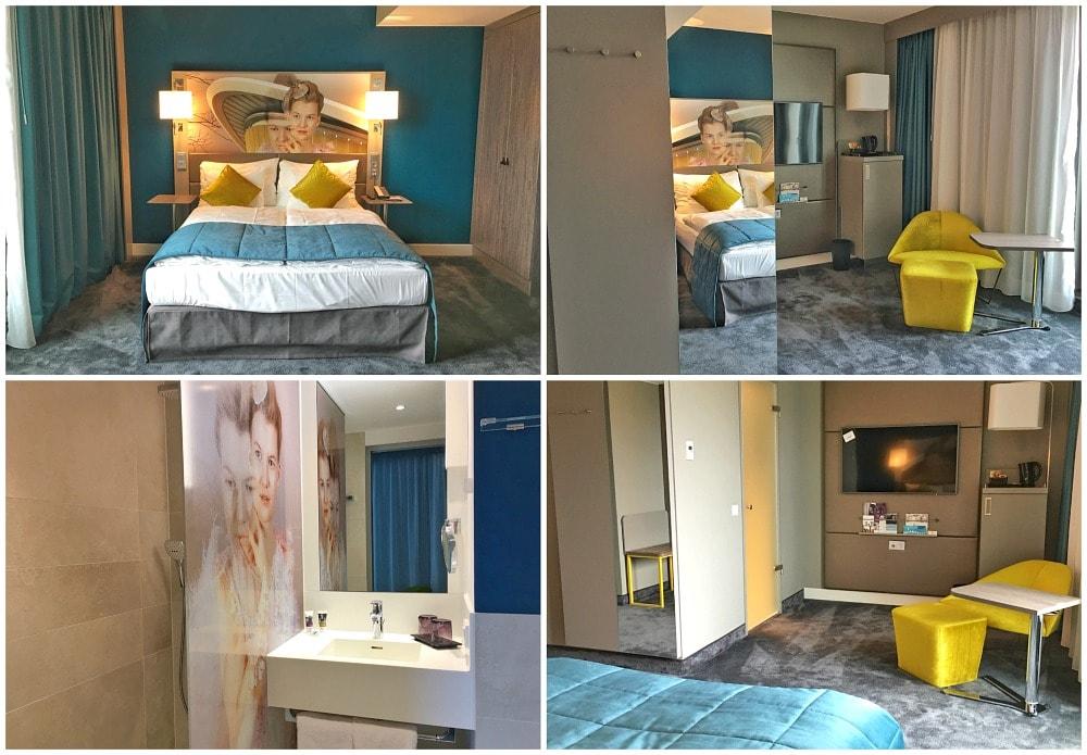 Mercure Hotel Berlin Wittenbergplatz Zimmer