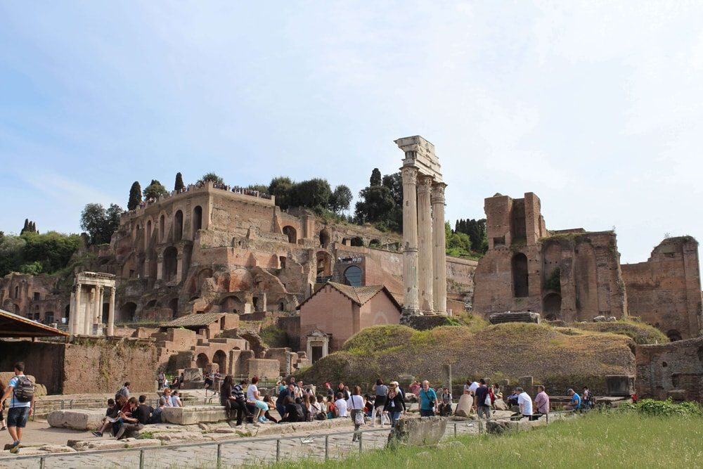 Rom Insidertipps Forum-Romanum