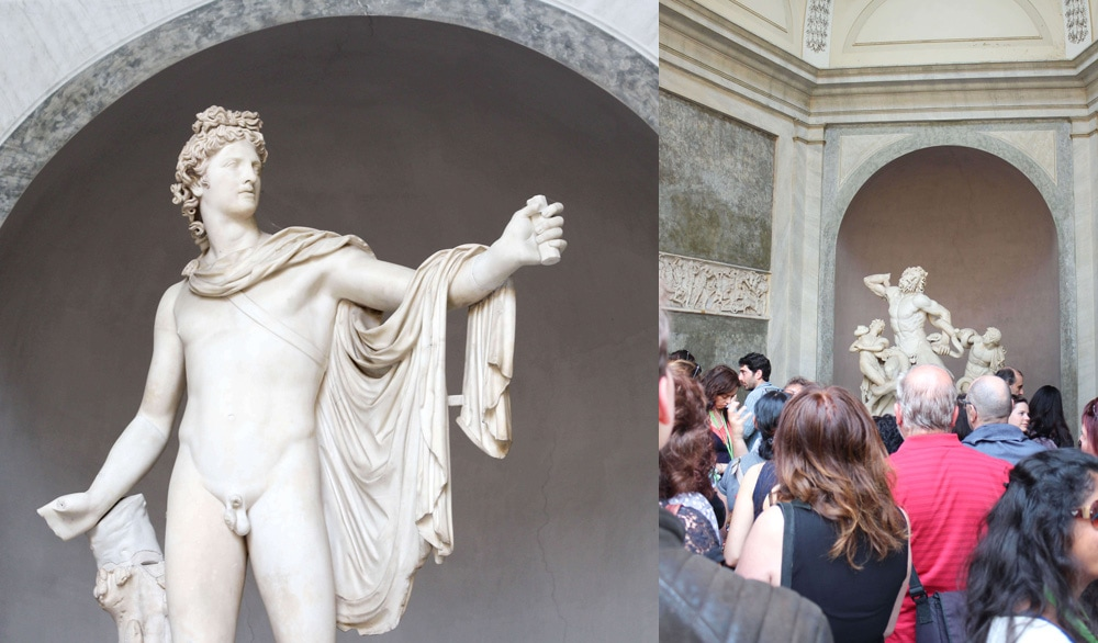 Rom Insidertipps Vatikanische Museen