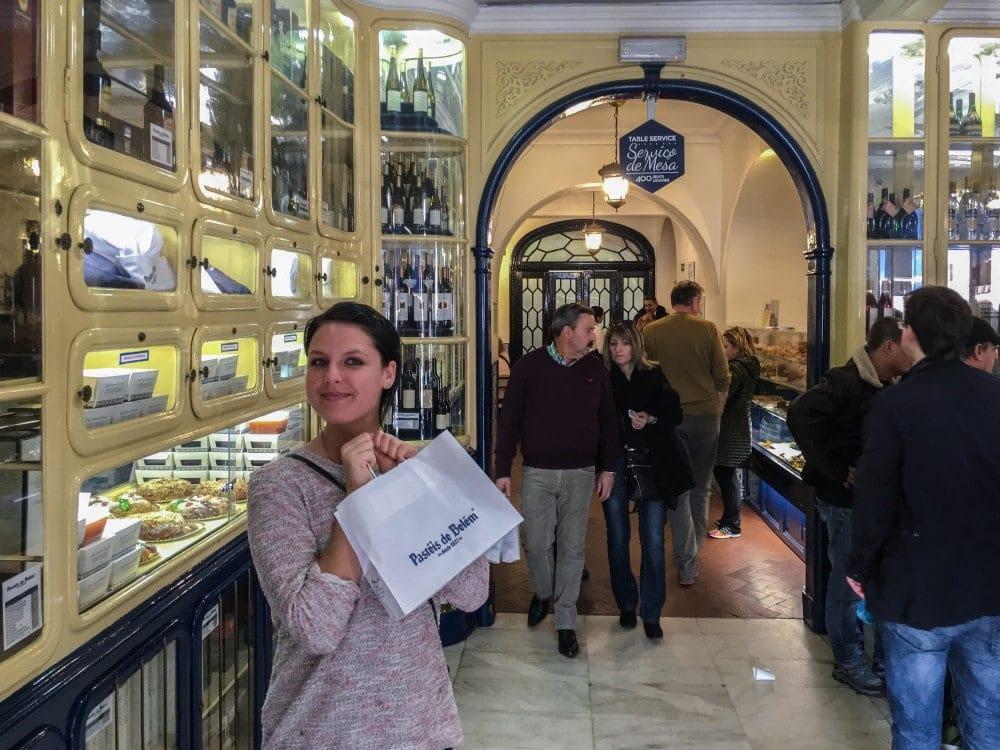 Lissabon Pasteis de Belem