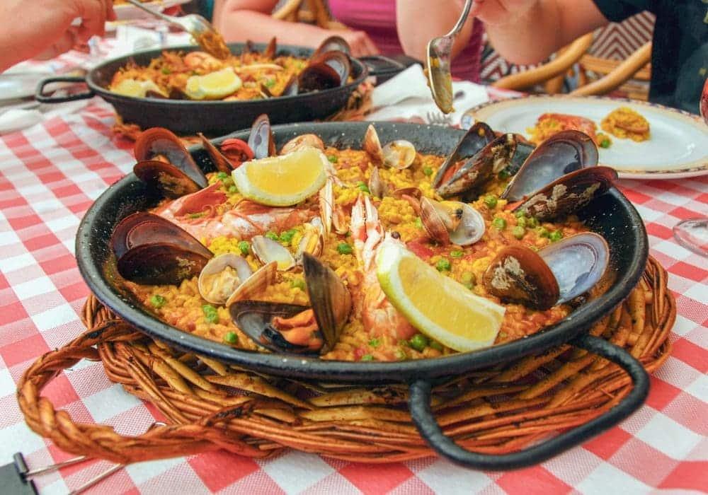 Paella-Barcelona-Restaurant