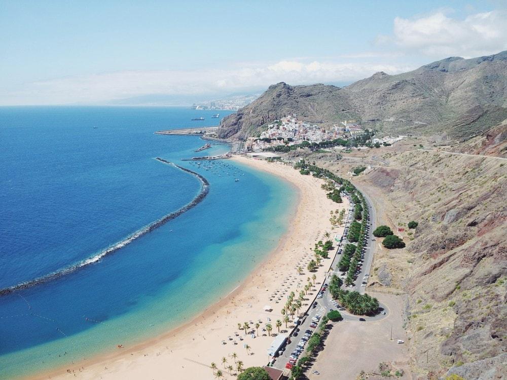 Playa de las Teresitas Teneriffa Tipps