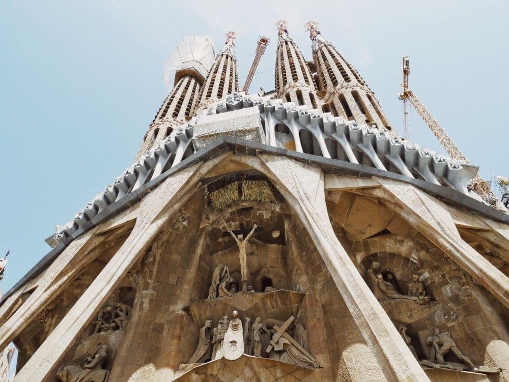 Sagrada-Família-Fassade-