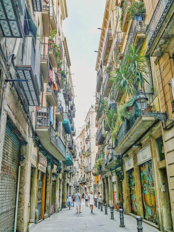 Barcelona Reiseziele 2018