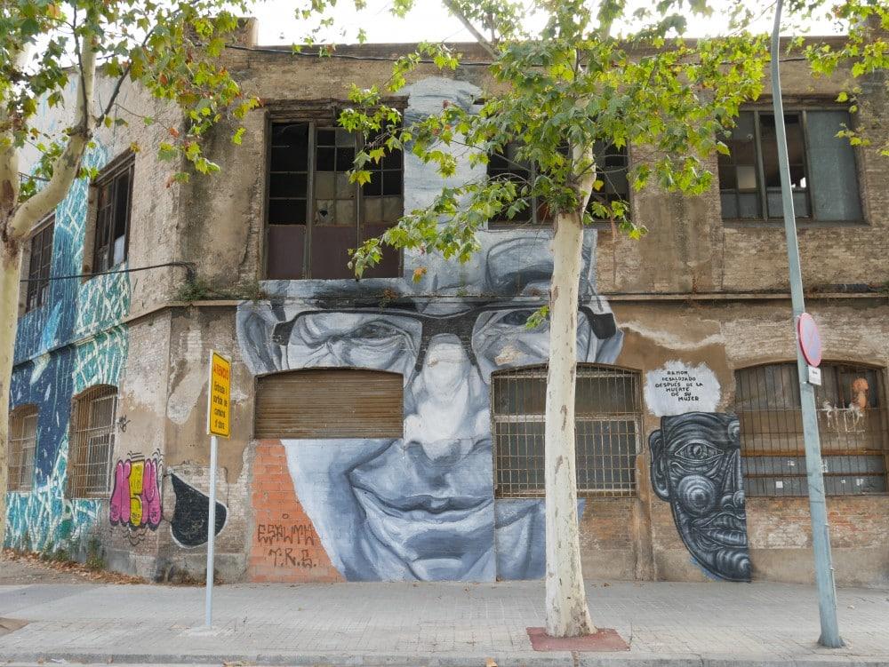 Barcelona Streetart Poblenou4