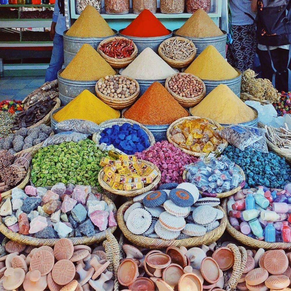 Marrakesch Reiseziele 2018