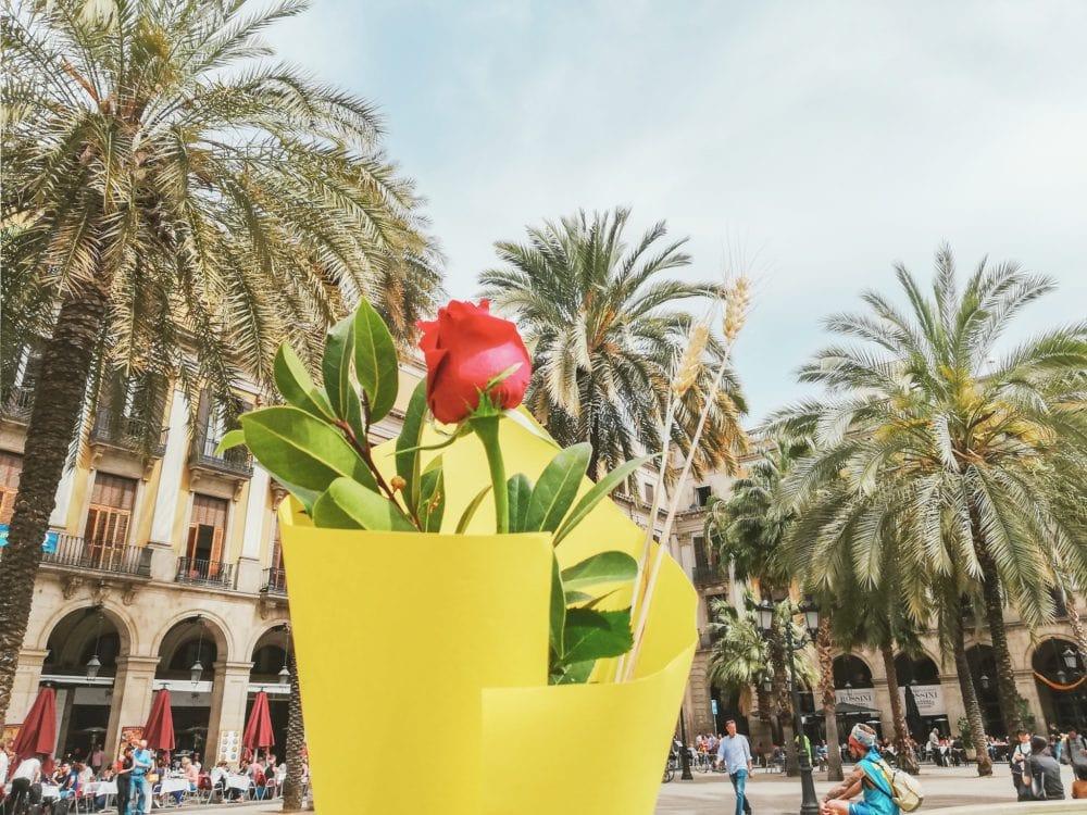 Barcelona-Feiertage-Sant-Jordi