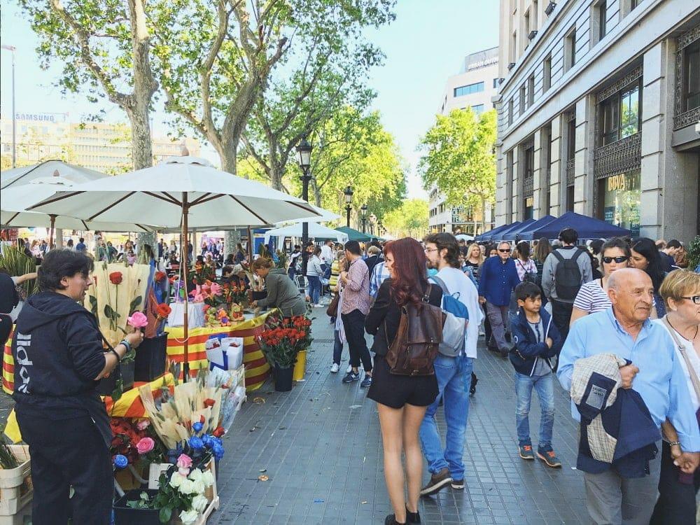 Barcelona-Placa-Catalunya-Sant-Jordi