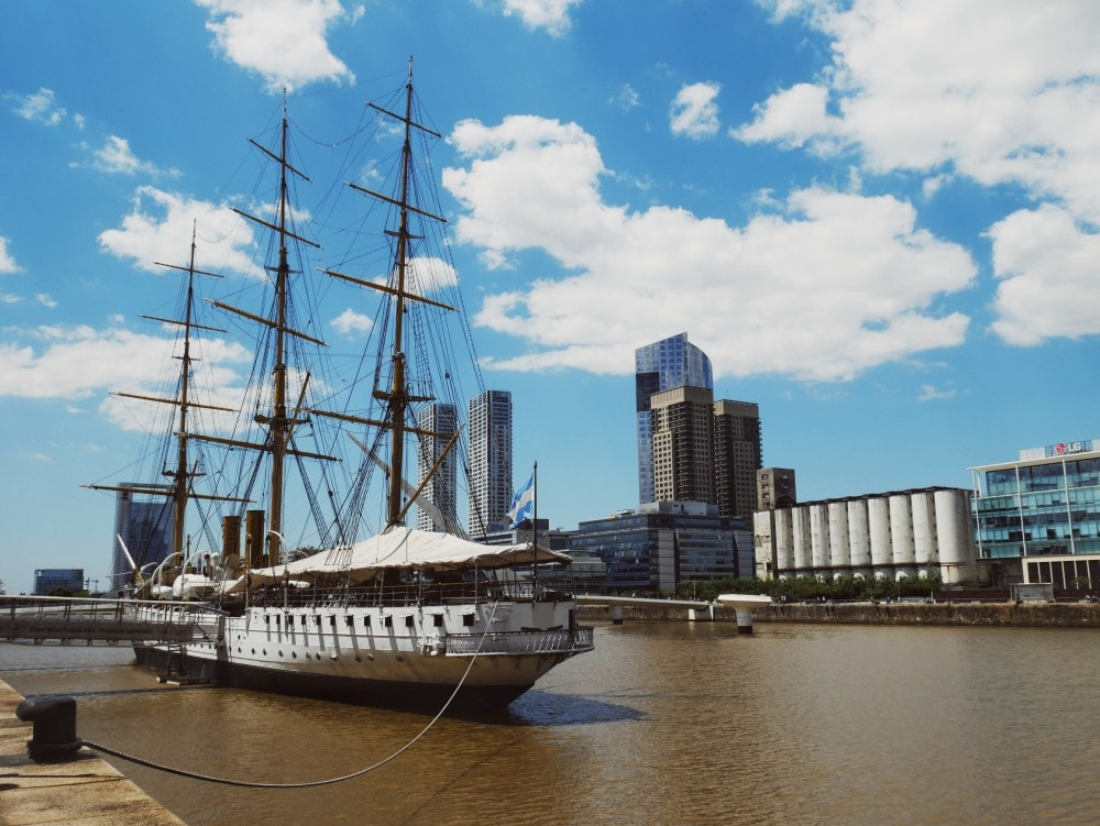 Buenos Aires Insider Tipps Puerto Madero