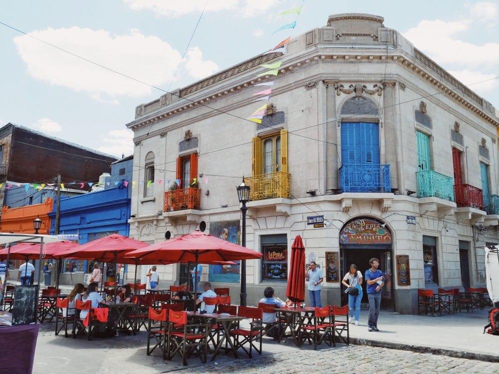 Buenos Aires Insider Tipps La Boca