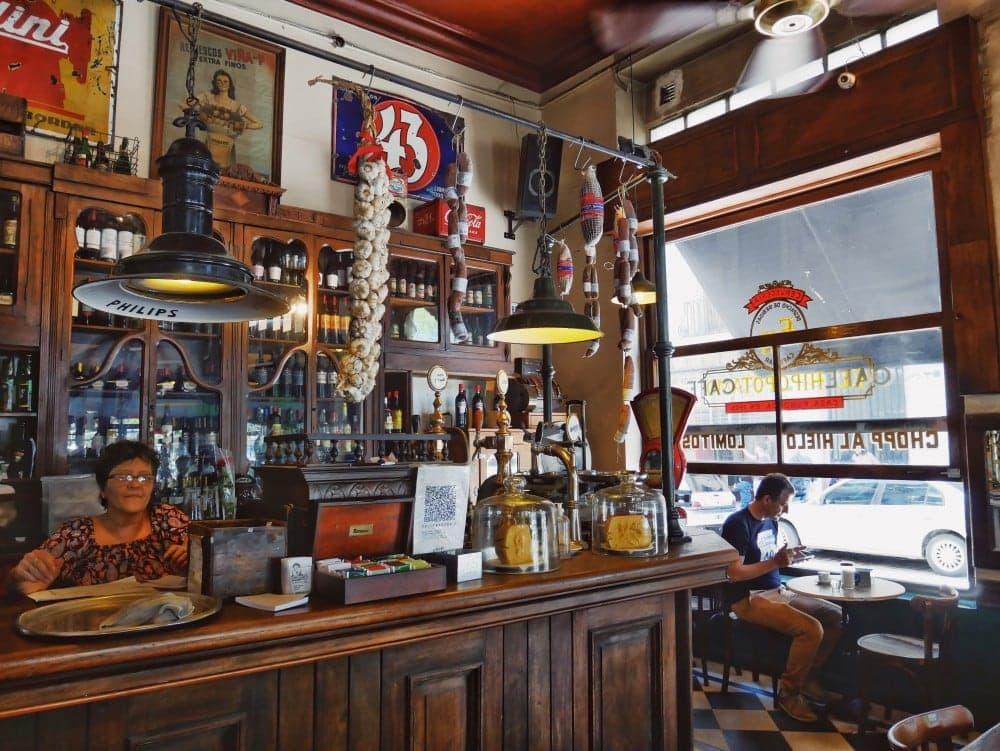 Buenos Aires Insider Tipps Café El Hipopotamo