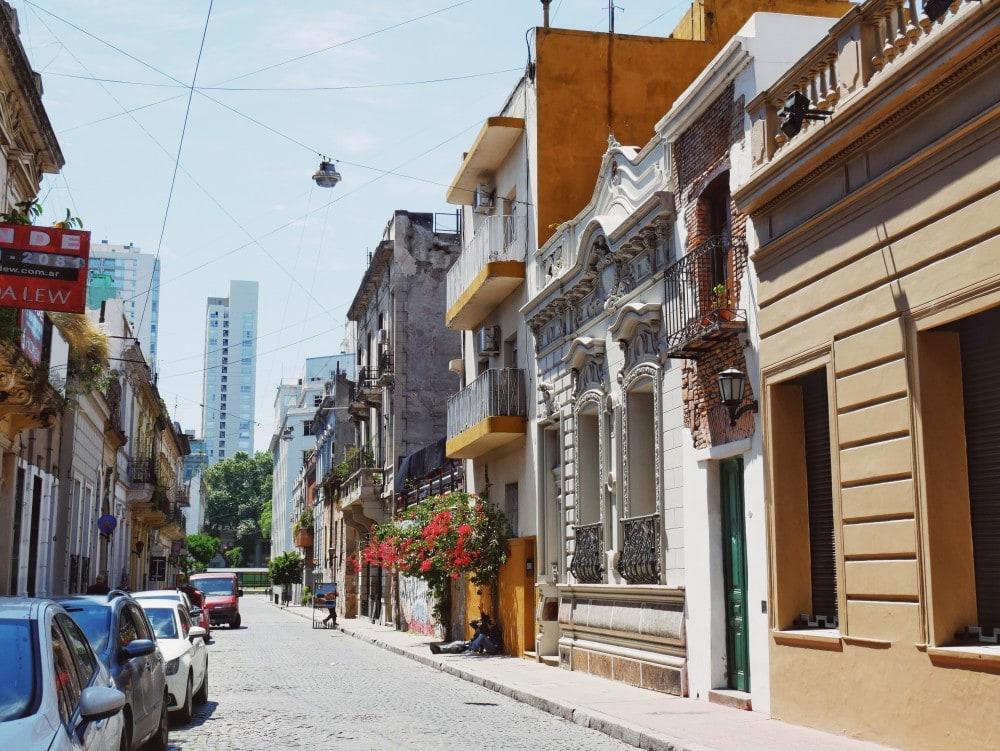 Buenos Aires Insider Tipps San Telmo