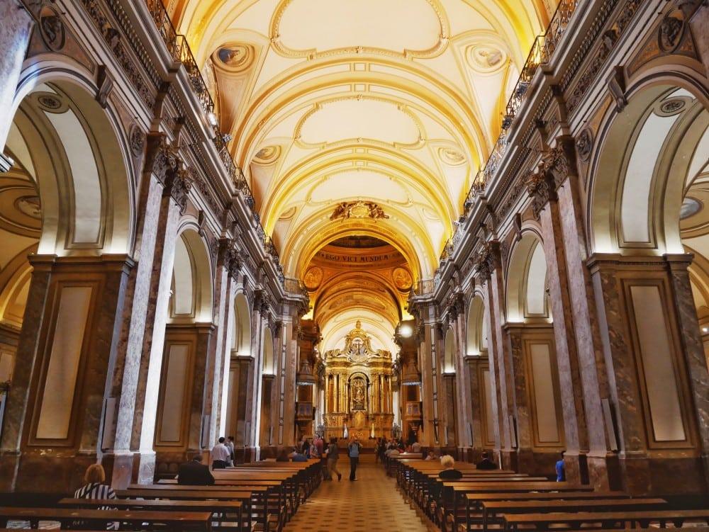 Buenos Aires Insider Tipps Catedral Metropolitana