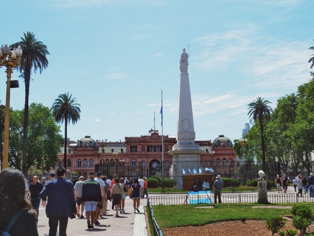Buenos Aires Insider Tipps Casa Rosada