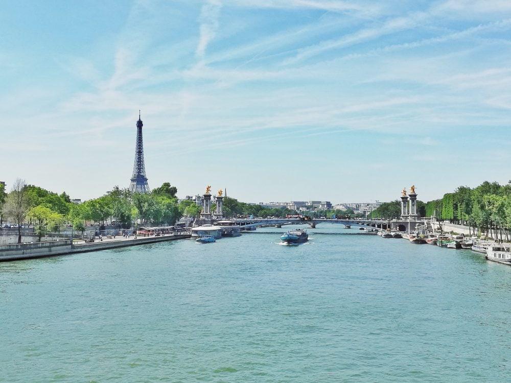 A-ROSA Kreuzfahrt Paris