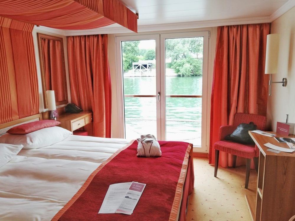 A-ROSA Kreuzfahrt Zimmer