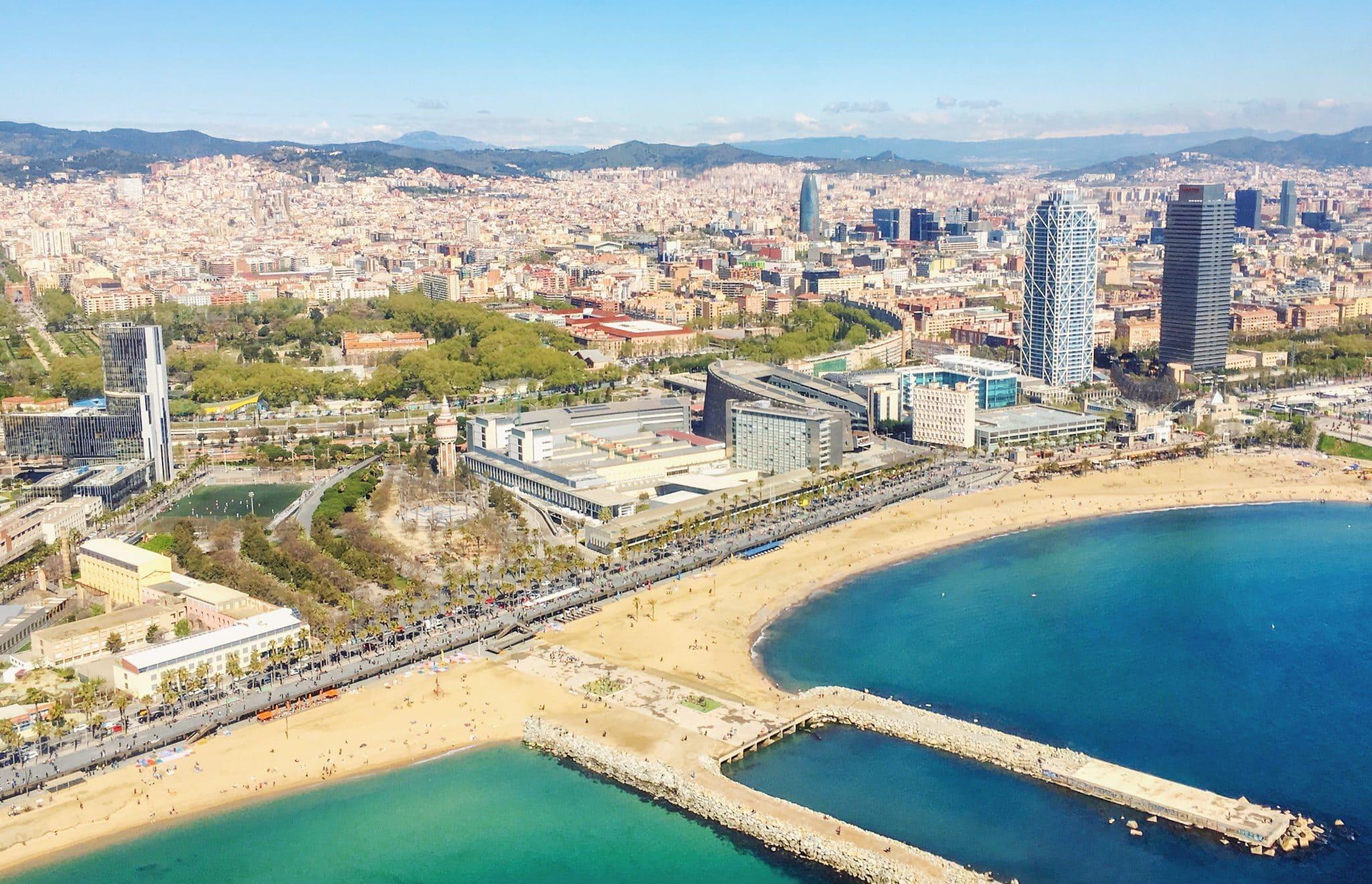 Barcelona-die-besten-Straende