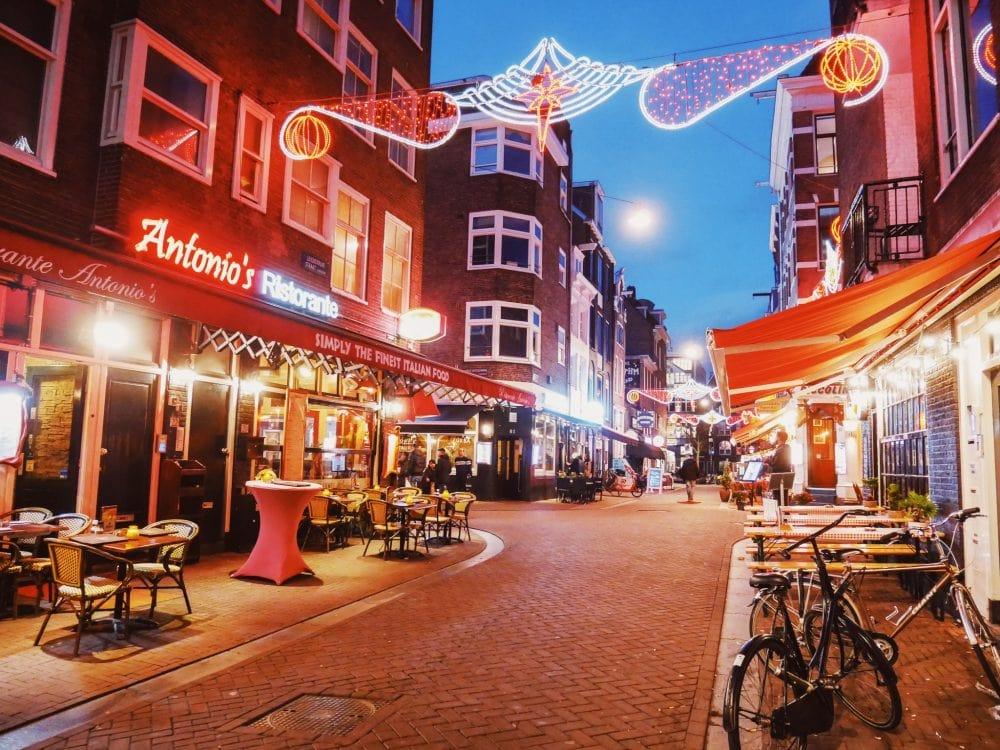 Amsterdam-Rotlichtviertel