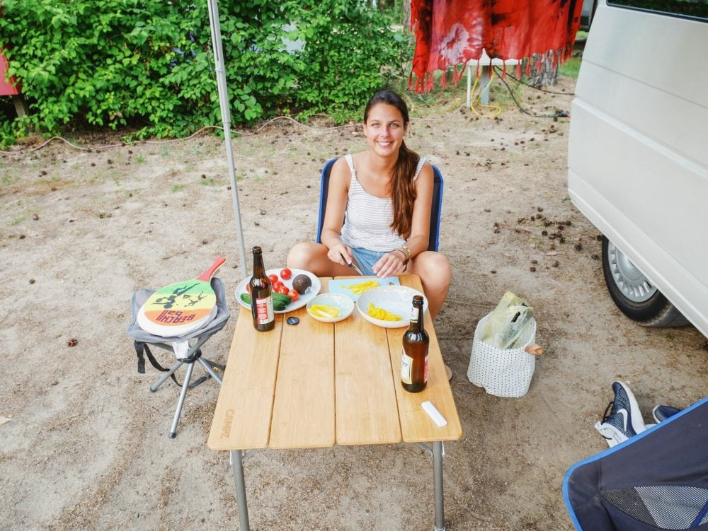Campingziele-Europa