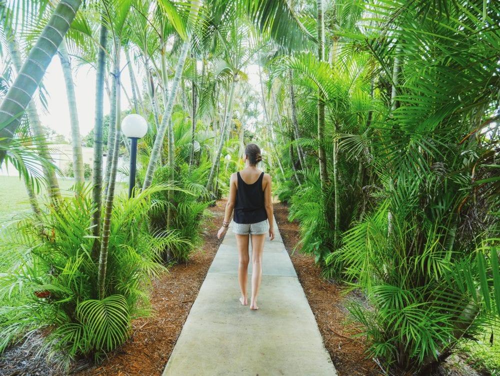 Everglades-Campingplatz