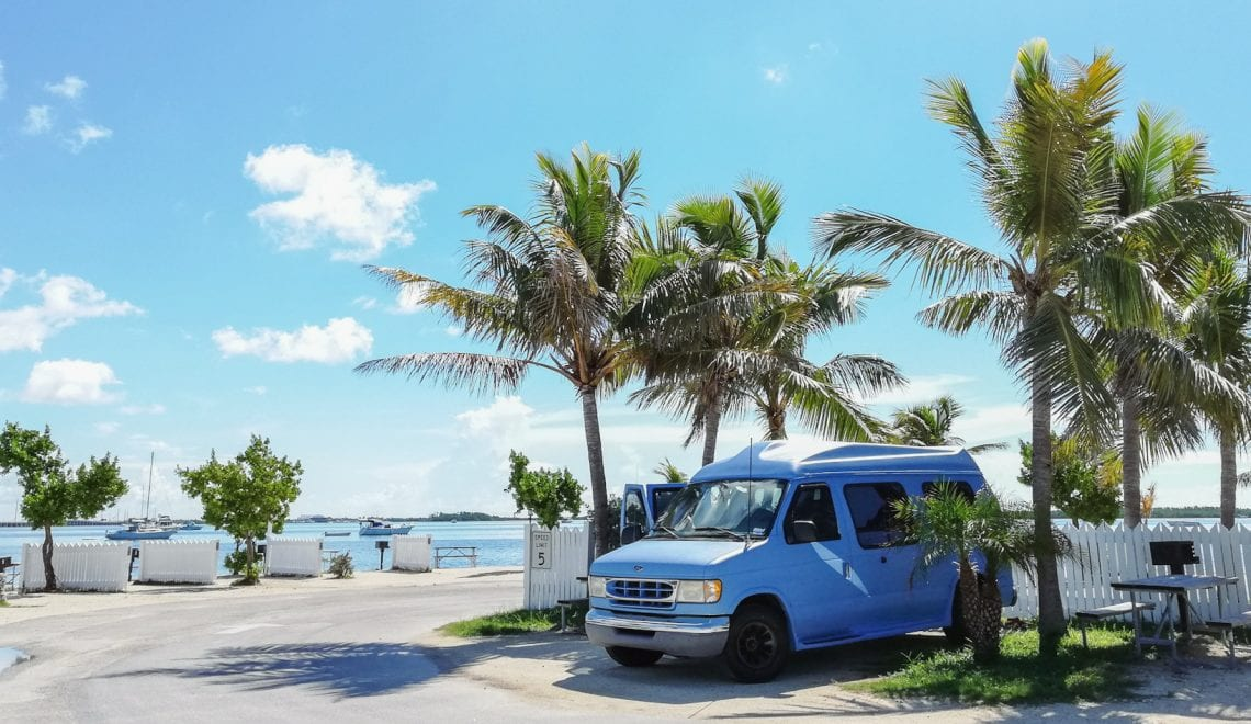 Florida-Key-West-Campingplatz