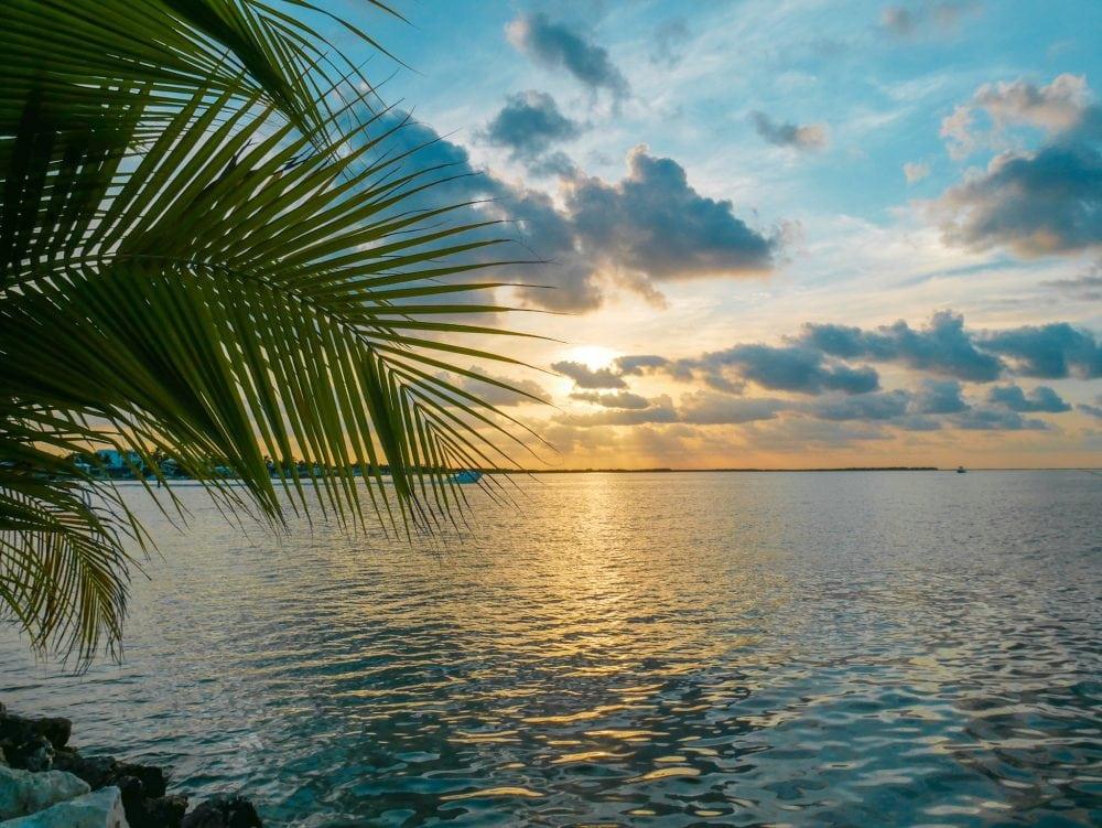 Florida-Keys-Sonnenuntergang