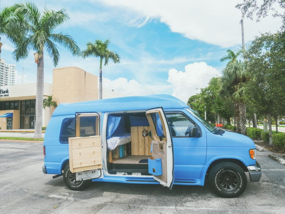Florida-Roadtrip-Campervan
