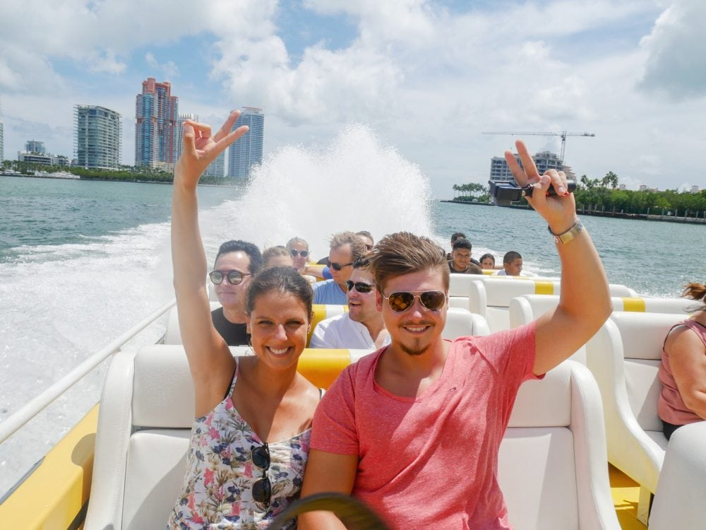 Miami-Speed-Boat-Tour