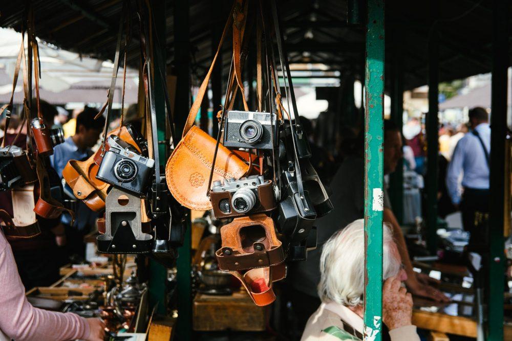 Second Hand Shop Nachhaltige Geschenke