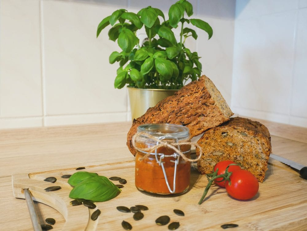 Vegan-Brot-backen-Rezept
