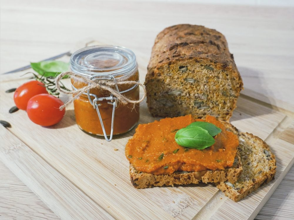 Veganer-Tomaten-Linsen-Aufstrich-Rezept