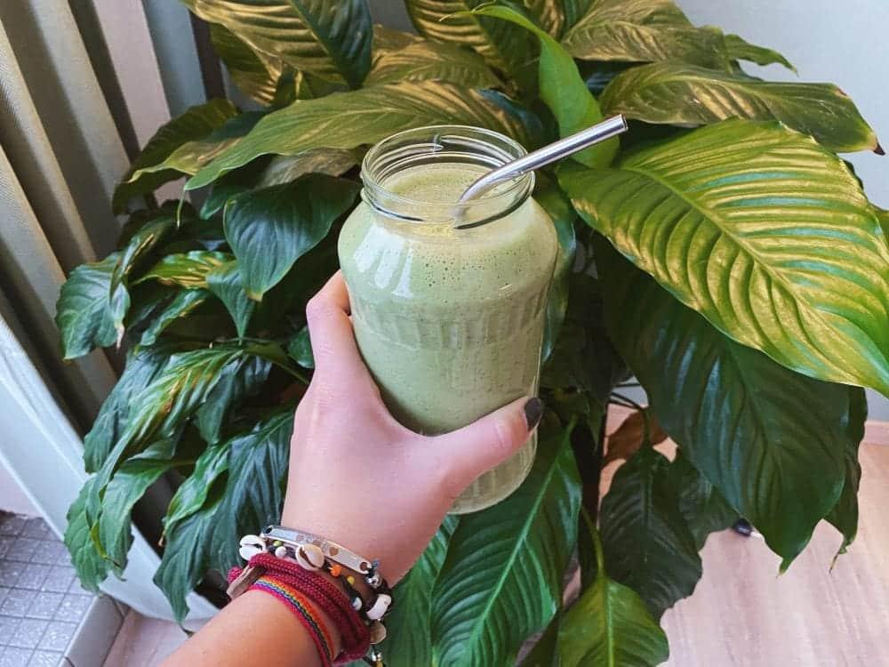 Gruener-Smoothie-Rezept-vegan