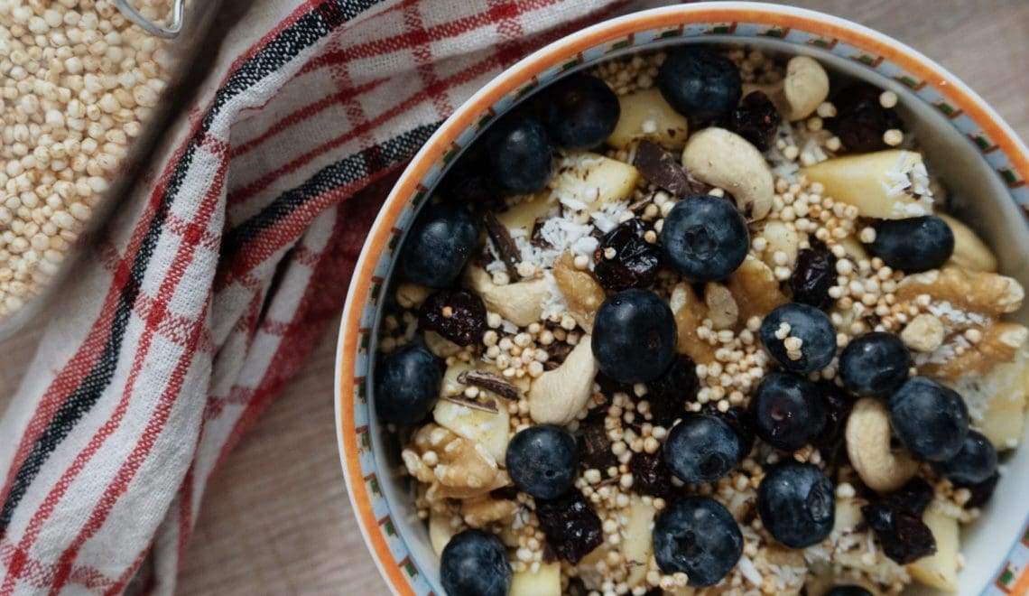 Porridge-Rezept-vegan