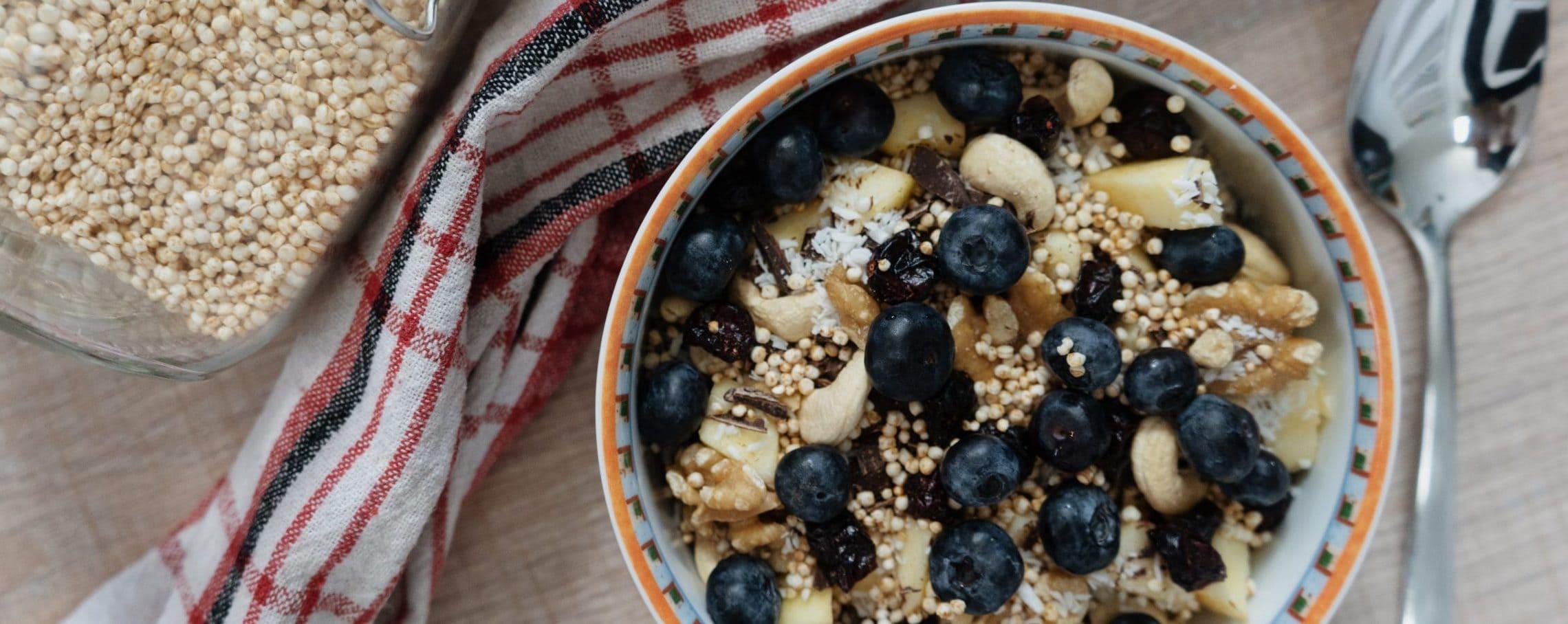 Porridge-Rezept-vegan