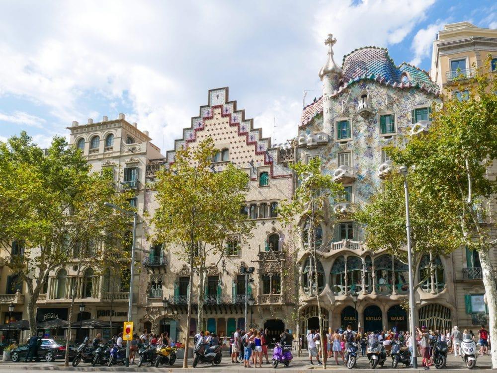 Casa-Batllo-Barcelona-Sehenswürdigkeiten
