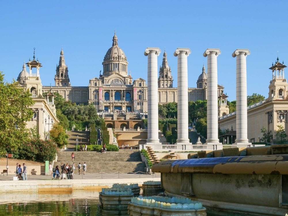 MNAC-Nationalpalast-Barcelona