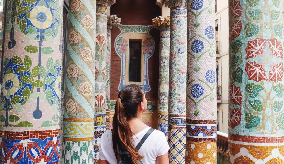 Palau de la Musica Catalana Barcelona