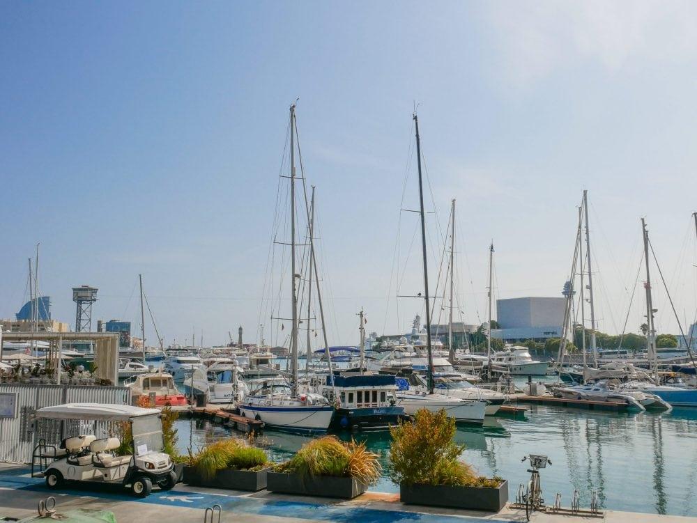 Port-Vell-Barcelona-Sehenswürdigkeiten