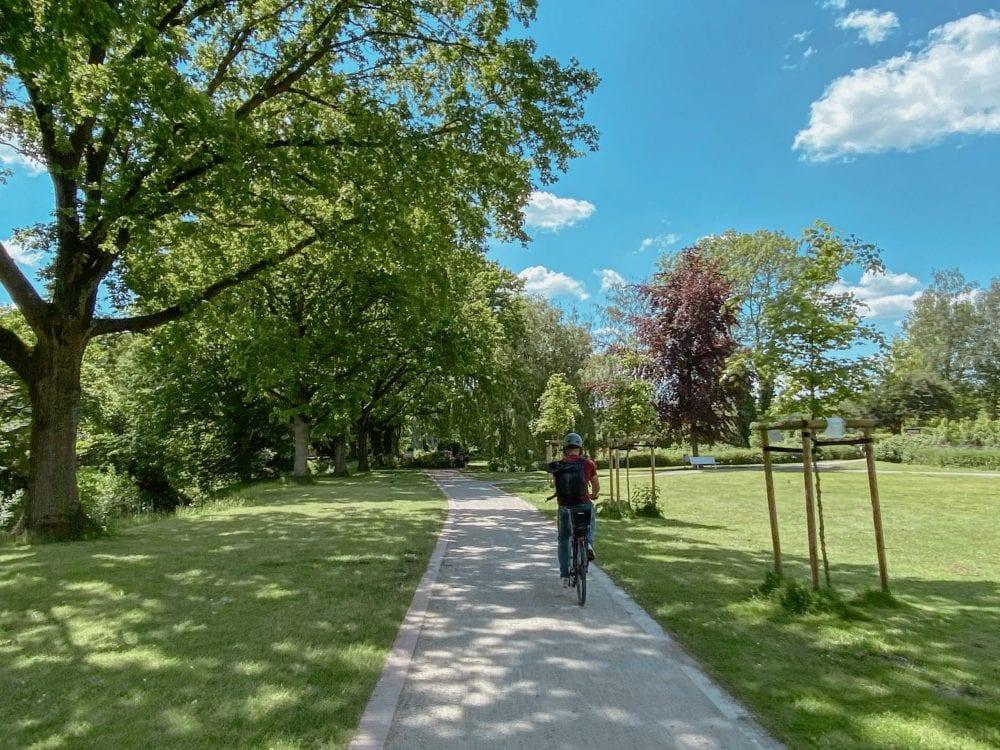 Fahrradtour-Muensterland